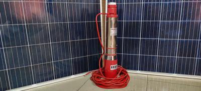 پمپ خورشیدی دو اینچ